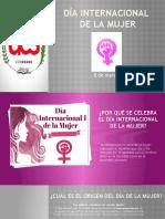 Día Internacional de la mujer U.C.S