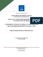 ADN-CP-017-2018 Construccion de Aceras y Contenes - Mejoramiento Social - Pliego de Condiciones.pdf