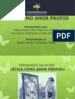 ÉTICA COMO AMOR ´PROPIO.pptx