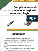 Complicaciones de la anestesia tema 5.pptx