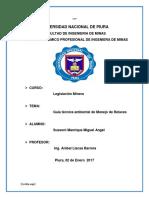 GUIA DE MANEJO DE RELAVES