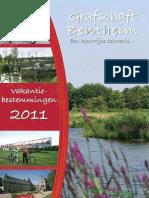 Vakantiebestemmingen Grafschaft Bentheim 2011