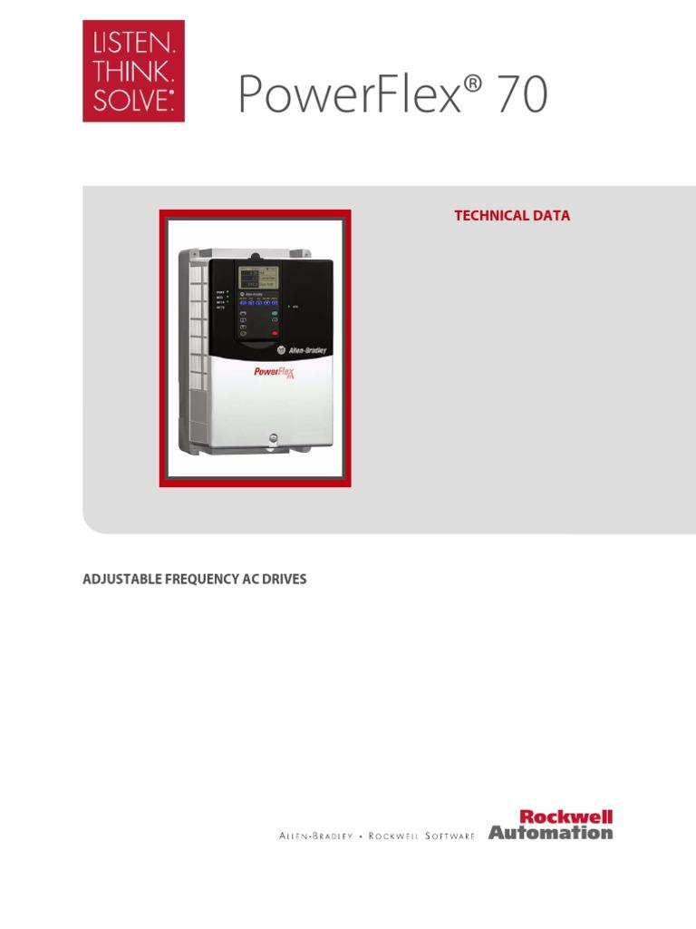 Eem 0310 Manual Ab Inversor De Frequencia Powerflex 70 Wiring Diagram Tecnico Resistor Computer Network