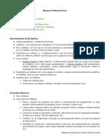 Resumo APS 1