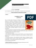 Evaluaci+¦n diagn+¦stica COMUNICACI+ôN - 2-¦ GRADO.docx