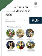 Domingo de Ramos 2020 LITURGIA