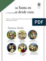 Viernes Santo 2020 LIBRO DE LAS HORAS