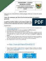 11_QUIMICA_NATURALES_I_MICHAELUTRIA_ACTIVIDADES PEDAGÓGICAS CIERRE DE I PERIODO_2020