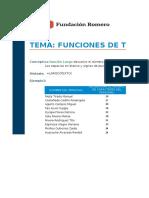 3. Funciones de Texto - Ejercicio