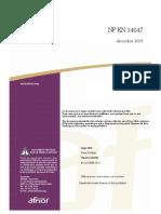 NF EN 14647
