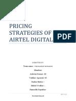 Bharti Airtel Limite1 sales & distribution