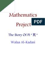 Math project about pi.rtf