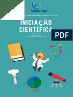 Elaboração de Projetos de Iniciação Científica
