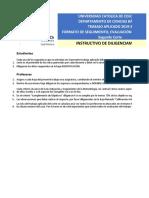 Formato Rubrica Trabajo Aplicado Corte 2 2019-3