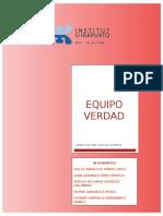 EQUIPO VERDAD REMUNERACION