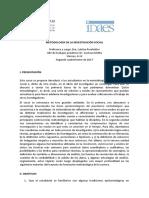 Metodología de La Investigación 2017 - Perelmiter