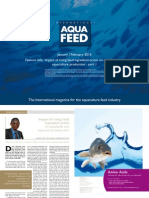 Impact of rising feed ingredient prices on aquafeeds and aquaculture production - part 1