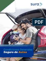 CLAUSULADO AUTOS SURA