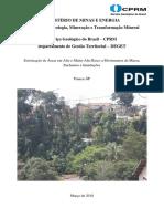 Setorização de Áreas em Alto e Muito Alto Risco a Movimentos de Massa, Enchentes e Inundações