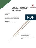 Informe 3 Destilacion-Extraccion
