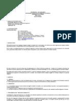Plan Tutorial. Form. y Eval. de Proyectos X Sem. Ing. de Sist. 2020-1 -29-II-2020