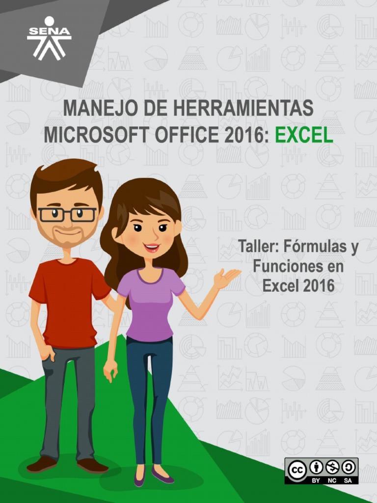 Taller Formulas y Funciones en Excel 20   Microsoft Excel ...