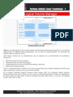 01 - Gestión de LVM & XFS en CentOS7