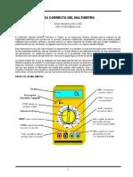 Laboratorio 1 Uso Correcto del Multimetro y Resumen Clase 1.docx