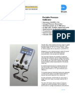 dpi_603_druck-Portable Pressure Calibrator Manual