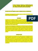 ESTUDIO DE CASO SOBRE CALIDAD Y BIENESTAR EN LAS EMPRESAS ACT 7 TH