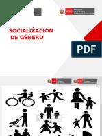 PPT Socializacion de Genero