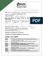 GUIA DE CATEDRA INGLES 1 2018-1 GRUPO 1256
