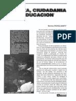 Paviglianiti, Norma. Pobreza, Ciudadanía y Educación.pdf