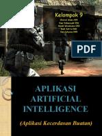 Aplikasi Artificial Intelegency