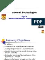 Topic A_Network Perimeter Defence_v2.0