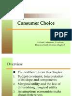 6 Consumer Choice