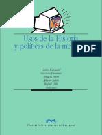 Usos de la Historia y politicas de la memoria