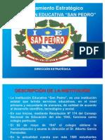 PLANEAMIENTO ESTRATÉGICO IESP (1)