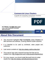 Linux+Clusters 20060307