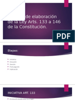 PROCESO DE ELABORACIÓN DE LA LEY .pptx