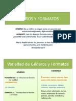 GÉNEROS Y FORMATOS.pptx