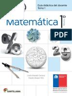 Guia del docente 1°medio tomo 1.pdf