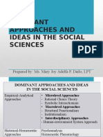 DISS - Lesson 5 - Dominant Approaches and ideas in Social Sciences.pptx