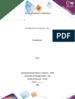 Plantilla actividad Paso 2 Resumen Analítico e infografía