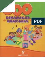 500 DINAMICAS GRUPALES