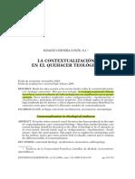 La contextualización en el quehacer teológhico.pdf