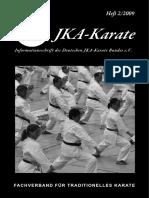 79254_JKA Heft_0209 - Deutscher JKA-Karate-Bund e.V.