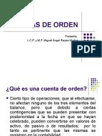 CTAS DE ORDEN.ppt