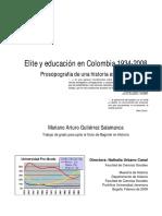 Gutierrez Salamanca. Élites y educación en Colombia 1934 - 2008.pdf