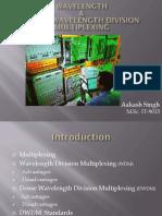 WDM and DWDM Slides